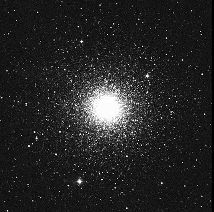 image of M3 from Bill Arnett's Messier Objects website