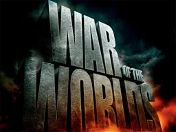 Poster for War of the Worlds