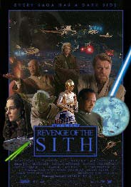 Poster for Star Wars: Revenge of the Sith