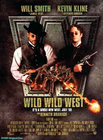 poster for Wild Wild West